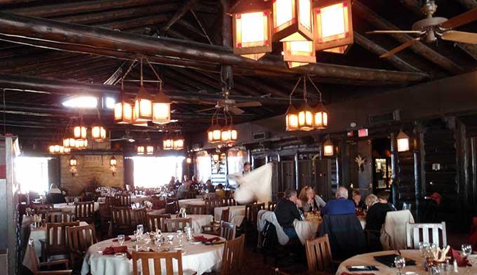 El Tovar Dining Room Restaurant At The, El Tovar Dining Room